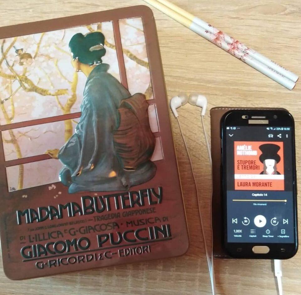 Audiolibro Stupore e tremori di Amélie Nothomb su Audible.